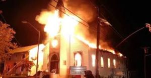 Church Fire Prevention